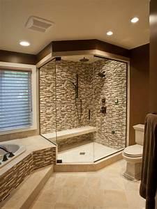 Kleines bad dusche