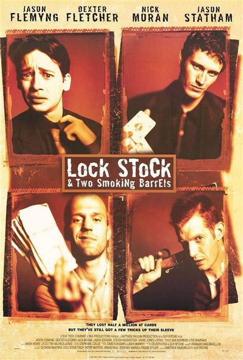 regarder lock stock and two smoking barrels 2019 film en streaming vf lock stock and two smoking barrels movie poster 2 of 3