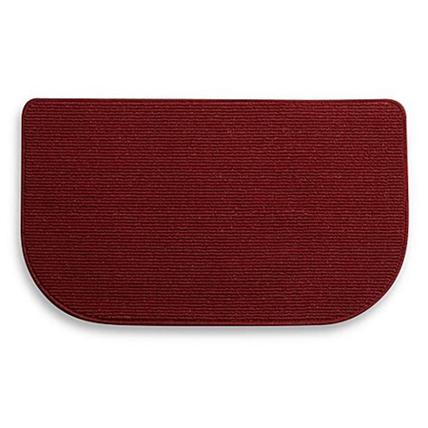 kitchen slice rugs mats berber 30 inch x 18 inch kitchen slice rugs bedbathandbeyond com