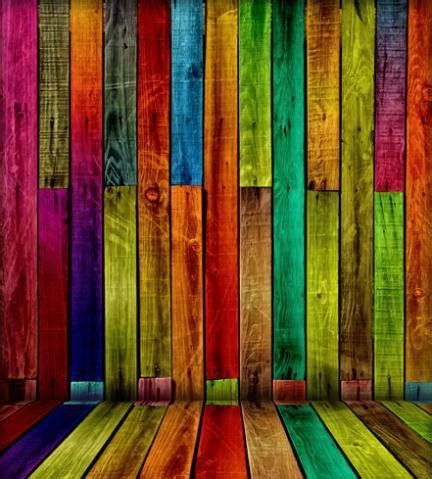 photography background vinyl multicolor wooden wall