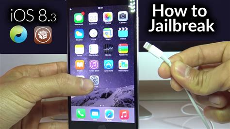 how to jailbreak iphone 6 how to jailbreak iphone 6 ios 8 3 for iphone 6 iphone