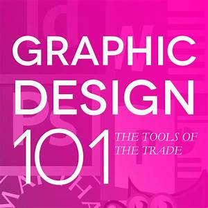 Graphic Design 101: The Tools of the Trade