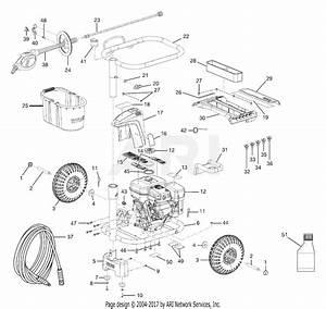 Ryobi Ry80030 Pressure Washer Replacement Parts