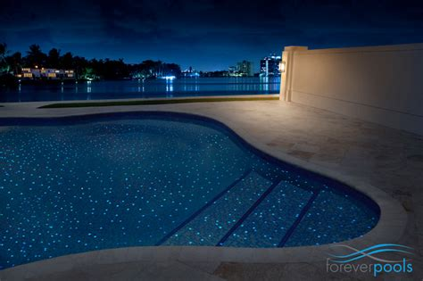 Glow In The Mosaic Pool Tiles by Glowing In The Glass Tile Pool Modern Outdoor
