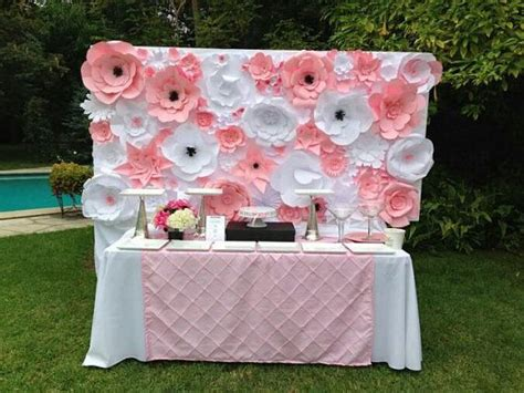 decoration ideas paper flower backdrop 4x4 flower backdrops and