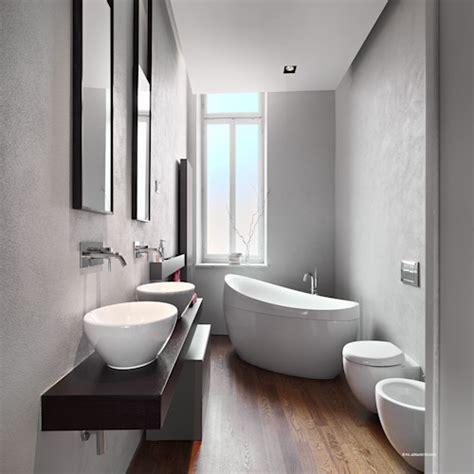 pareti bagno senza piastrelle bagno senza piastrelle
