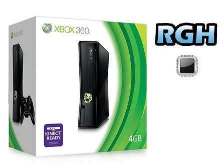 Console Wii Usata by Xbox 360 Slim Usata 4gb Modificata Con Rgh Con