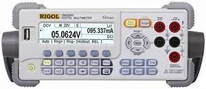 Rigol Dm3058e 5 1  2 Digit Digital Multimeter