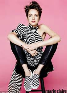 Shailene Woodley reveals why she's single as she poses in ...