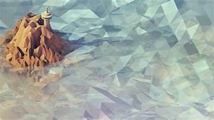 25 HD Polygon Wallpapers