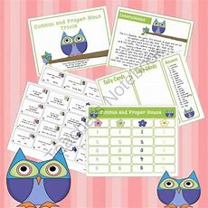 1000+ Ideas About Proper Nouns Worksheet On Pinterest