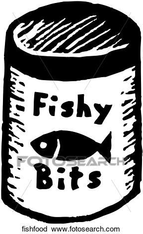 fish food clipart fishfood fotosearch