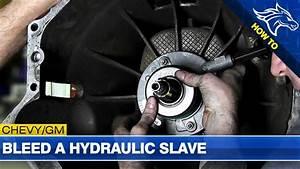Hydraulic Slave Cylinder Bleeding Procedure  How To