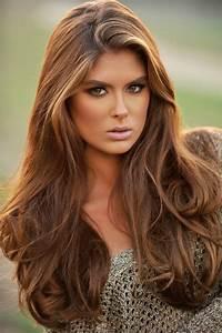 Couleur Cheveux Chocolat Caramel : 1001 variantes du balayage caramel pour sublimer votre ~ Melissatoandfro.com Idées de Décoration