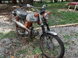 Buy All Original 1970 Honda Cl70  Low Mileage On 2040
