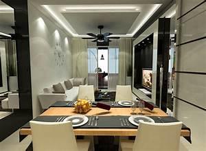 Condo, Serviced, Apartment, Interior