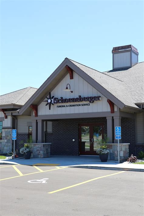 Perham Funeral Home by Schoeneberger Funeral And Cremation Service Perham Mn
