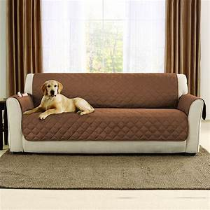 Waterproof 1 2 3 seater dog cat sofa cover pet furniture for Sectional sofa pet protector