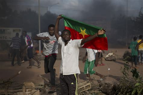 burkina faso coup solution temporary  people wont