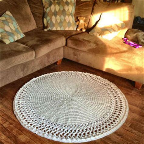 shop crochet  rug  wanelo