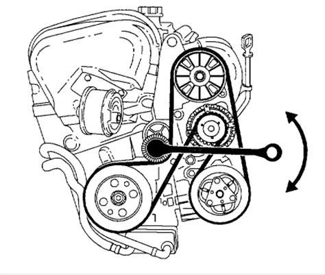 2002 Volvo S40 Engine Diagram by 2002 Volvo S40 1 9l Serpentine Belt Diagram