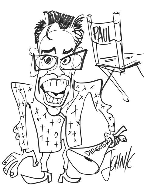 here s a interpretation of director paul bunnell by