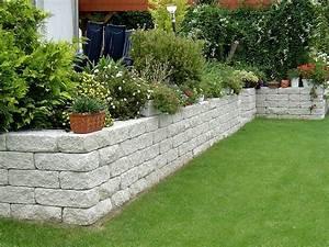 stutzmauer terrasse kert pinterest gardens garten With französischer balkon mit garten drainage