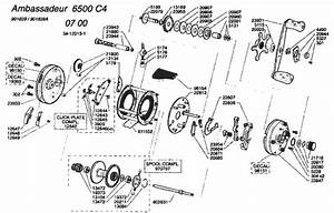 Gb 5172  Abu Garcia Schematic Diagrams Free Diagram
