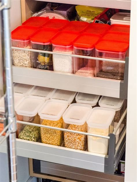 food storage containers ideas  pinterest food