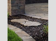 Stone Pathways Stepping Stone Walkway Ideas + Designs