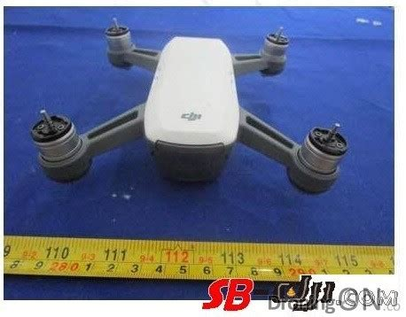 update dji spark  leaked  video