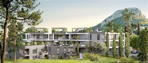 les vitrines de vence achat appartement neuf les terrasses de clairefontaine