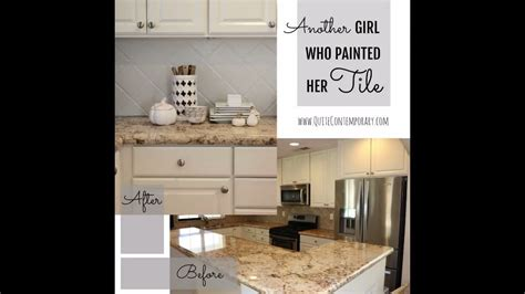 can you paint kitchen tile countertops another who painted tile how to paint kitchen 9361