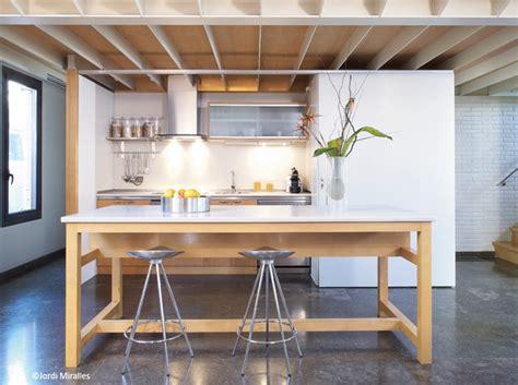deco cuisine blanc et bois deco cuisine blanc et bois