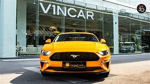 Ford Mustang 2.3 Ecoboost Fastback | Now available at VINCAR