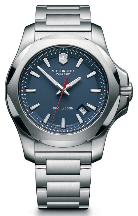 new victorinox swiss army inox watches for 2015 with remade naimakka ablogtowatch
