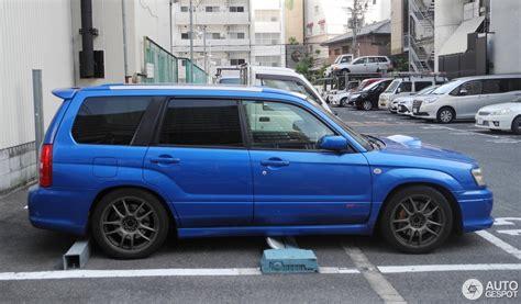 Subaru Forester Sti Subaru Forester Sti 2 Juni 2017 Autogespot