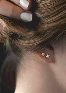 25 Types of Ear Piercings and Cute Designs