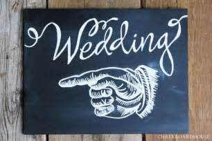wedding program board chalkboard wedding the marquardt ranch