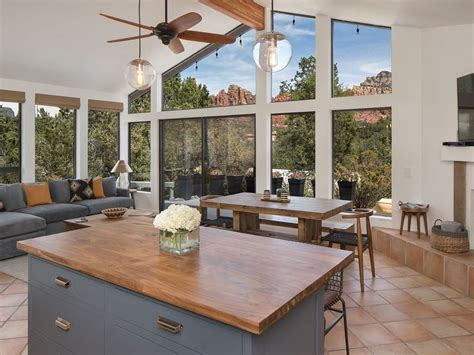 Remodeled Vacation Home by Brand New Remodeled Home With Stunning Views Sedona