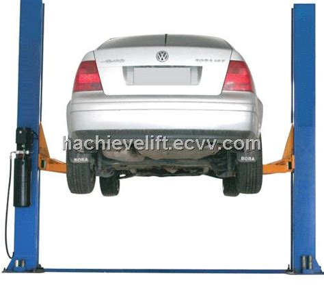 Hydraulic Double Cylinder Type Car Hoist Purchasing