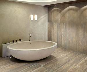 wood-look-porcelain-tile-Bathroom-Contemporary-with ...