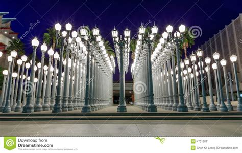 light los angeles stock photo image 47015871
