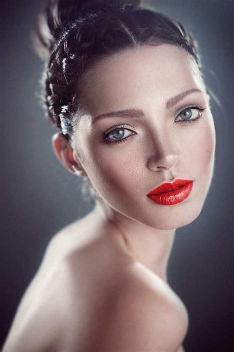 red lips  cattheodeviantartcom  atdeviantart  images red lipstick makeup