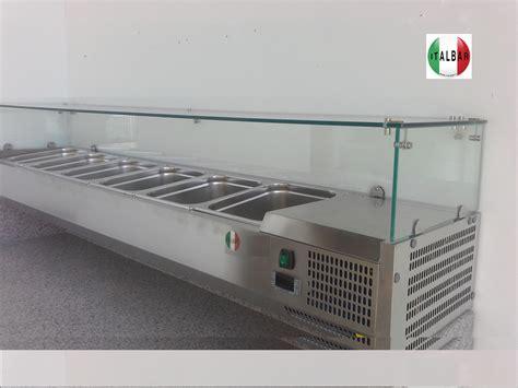 banco per pizza italbar banconi bar banchi frigo vetrine refrigerate
