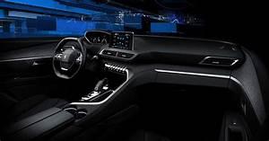 3008 Allure 2016 : peugeot d voile le nouvel int rieur i cockpit de la peugeot 3008 ii news f line ~ Gottalentnigeria.com Avis de Voitures