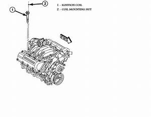 Where Are The Spark Plugs Located On 2005 Dodge Ram 3 7l