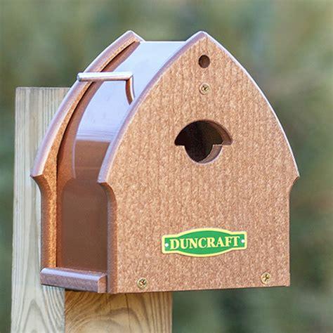 duncraft com duncraft the chickadee enterprise bird house