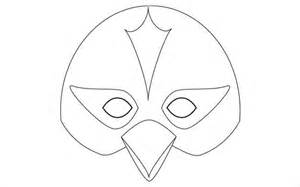 Free Printable Penguin Mask Template