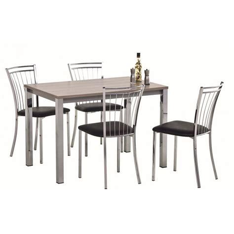 table cuisine et chaises chaise de cuisine jaune